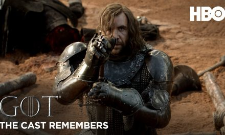 The Cast Remembers: Rory McCann on Playing The Hound | Game of Thrones: Season 8 (HBO)