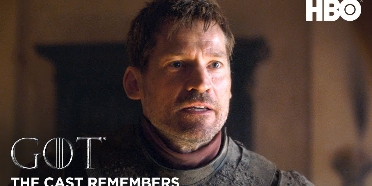 The Cast Remembers: Nikolaj Coster-Waldau on Playing Jaime Lannister | Game of Thrones: Season 8 (HB