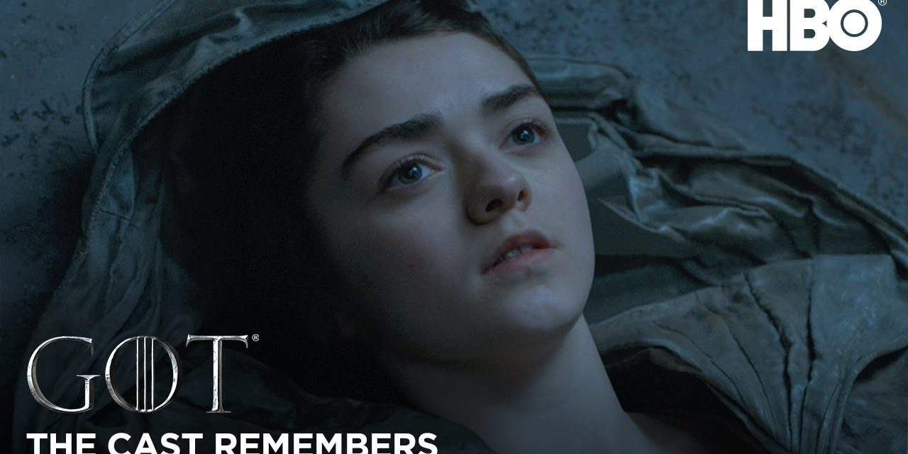 The Cast Remembers: Maisie Williams on Playing Arya Stark   Game of Thrones: Season 8 (HBO)