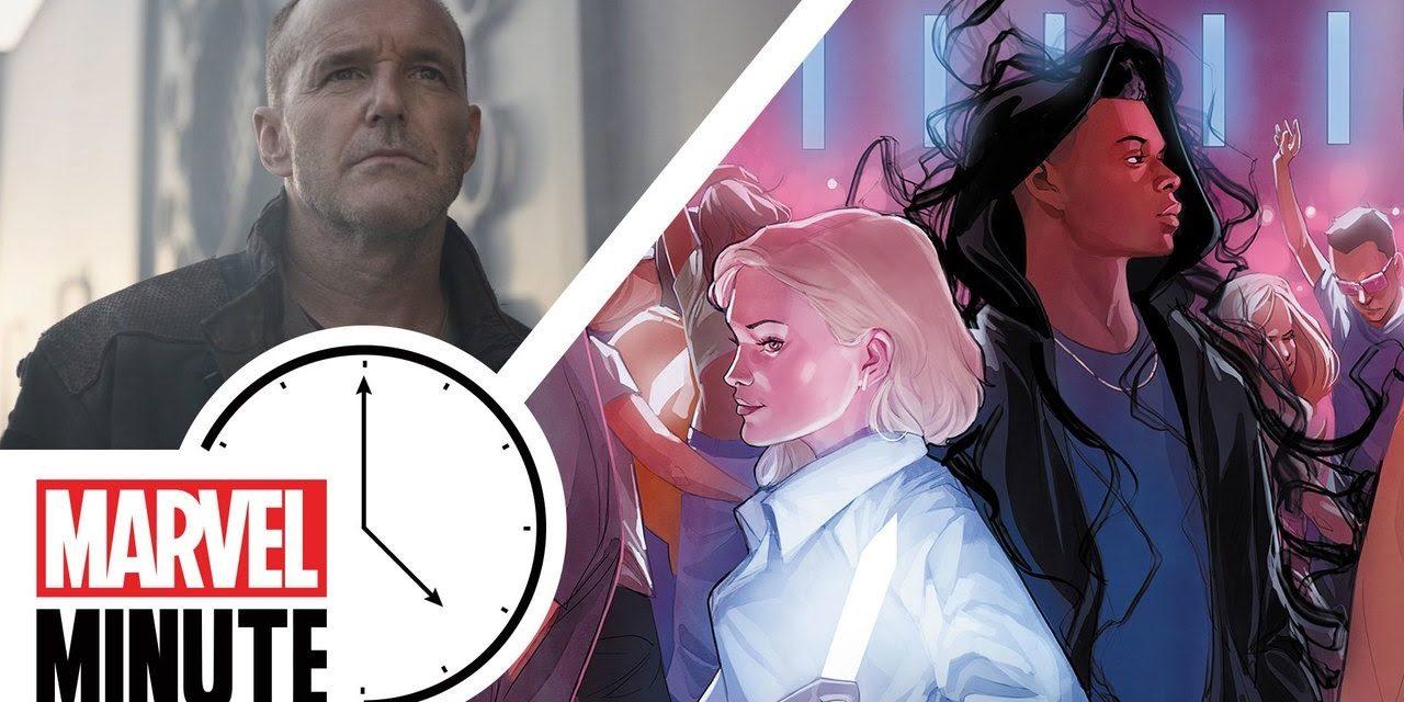 """Marvel Studios' """"Avengers: Endgame"""" Tickets! And Clark Gregg Returns!   Marvel Minute"""