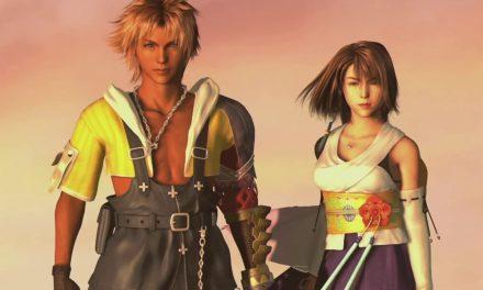 Final Fantasy X/X-2 HD Remaster – Tidus and Yuna Trailer