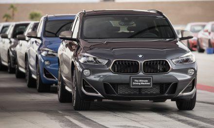 VIDEO: Joe Achilles drives the BMW X2 M35i