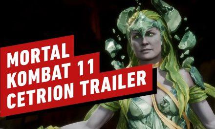 Mortal Kombat 11 – Official Cetrion Reveal Trailer