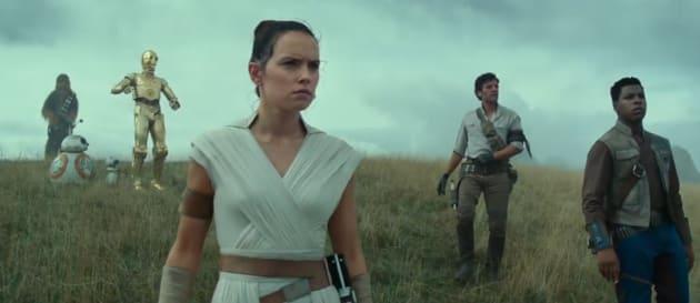 Star Wars Episode IX Title, Teaser Trailer Revealed!