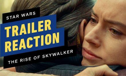 Episode 9 Trailer Shocked & Amazed Us – Star Wars Celebration 2019