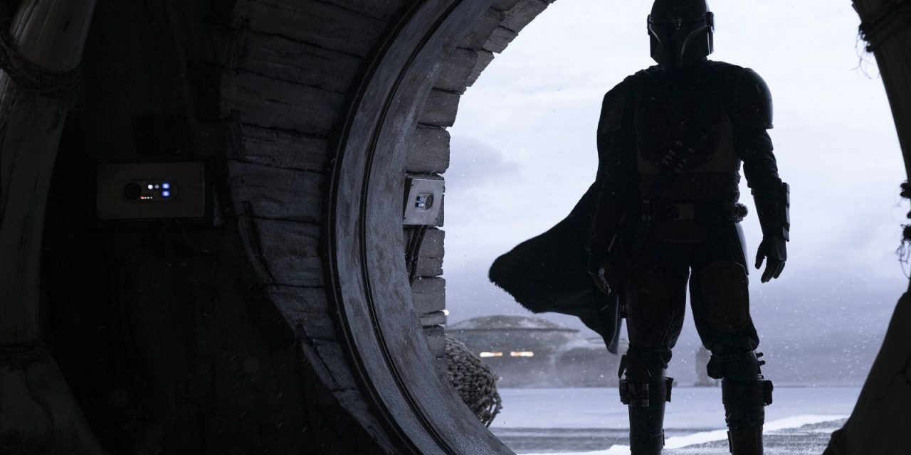 The First Footage From The Mandalorian Just Kicked Our Damn Ass