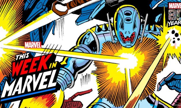 Classic Avengers and More from the 1970's!   This Week in Marvel
