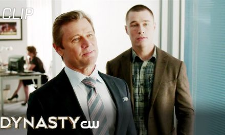 Dynasty | How Two-Faced Can You Get? Scene | The CW