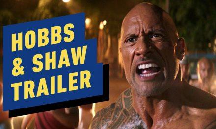 Fast & Furious Presents: Hobbs & Shaw – Trailer 2 (2019) Dwayne Johnson, Jason Statham