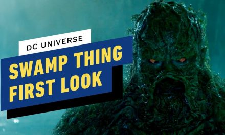 Swamp Thing: First Look Teaser (DC Universe)