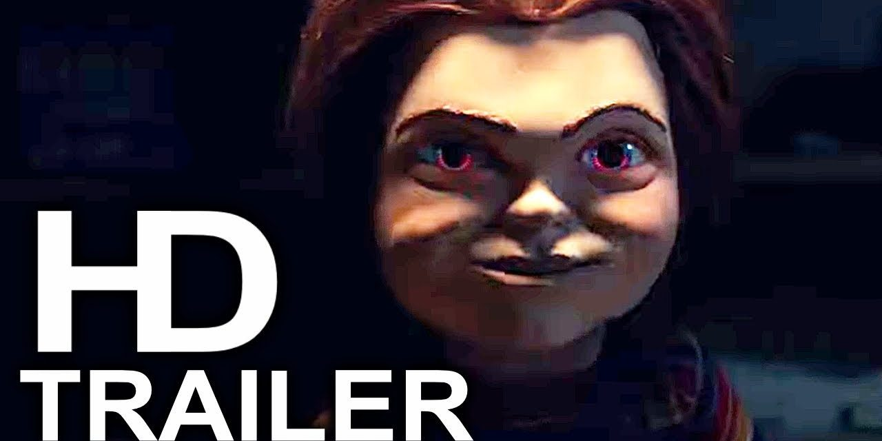 CHILD'S PLAY Trailer #2 NEW (2019) Chucky Horror Movie HD