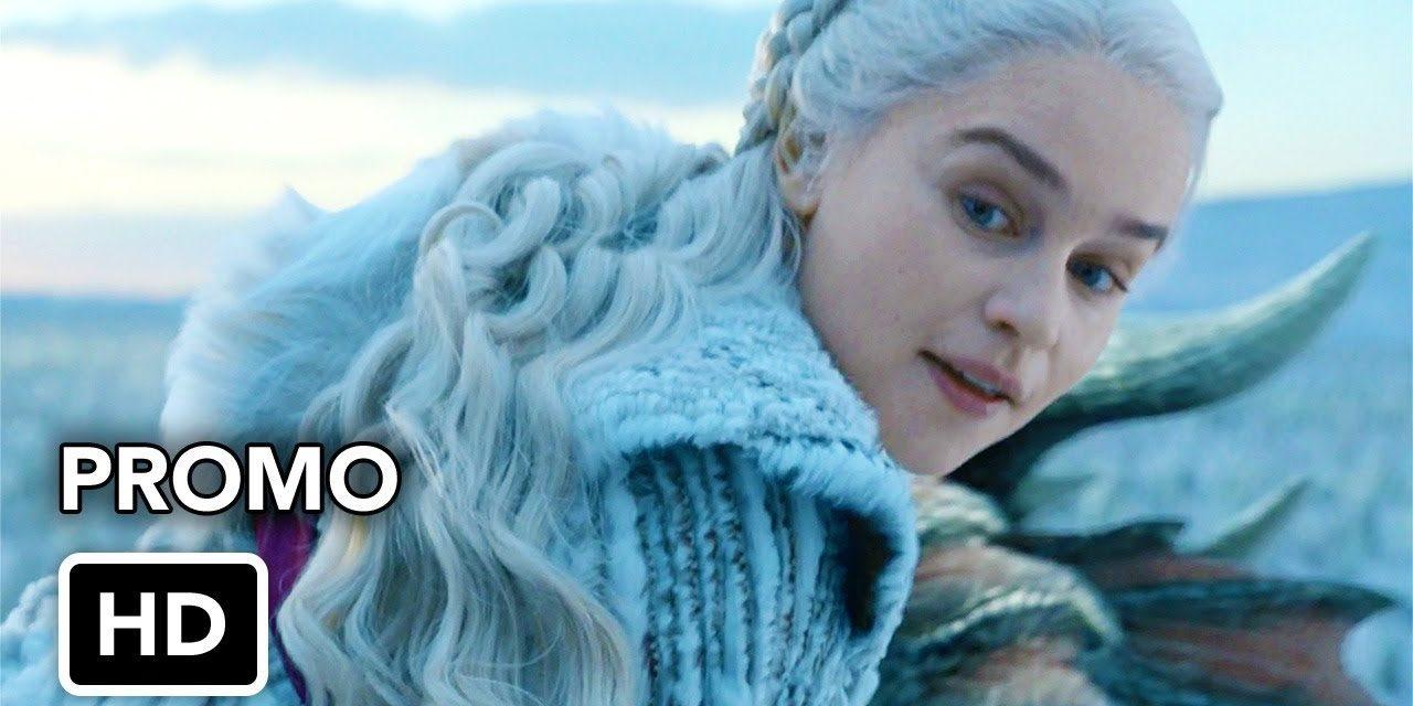 Game of Thrones 8×02 Promo & Featurette (HD) Season 8 Episode 2 Promo