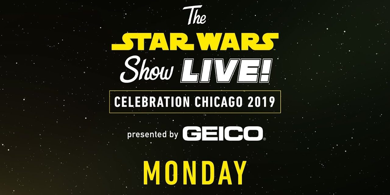 Star Wars Celebration Chicago 2019 Live Stream – Day 4 | The Star Wars Show LIVE!
