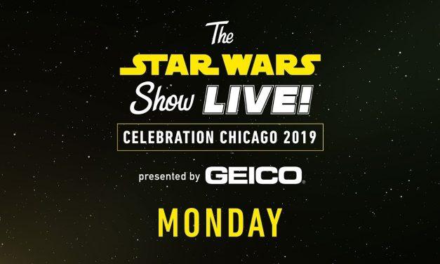 Star Wars Celebration Chicago 2019 Live Stream – Day 4 | The Star Wars Show LIVE!