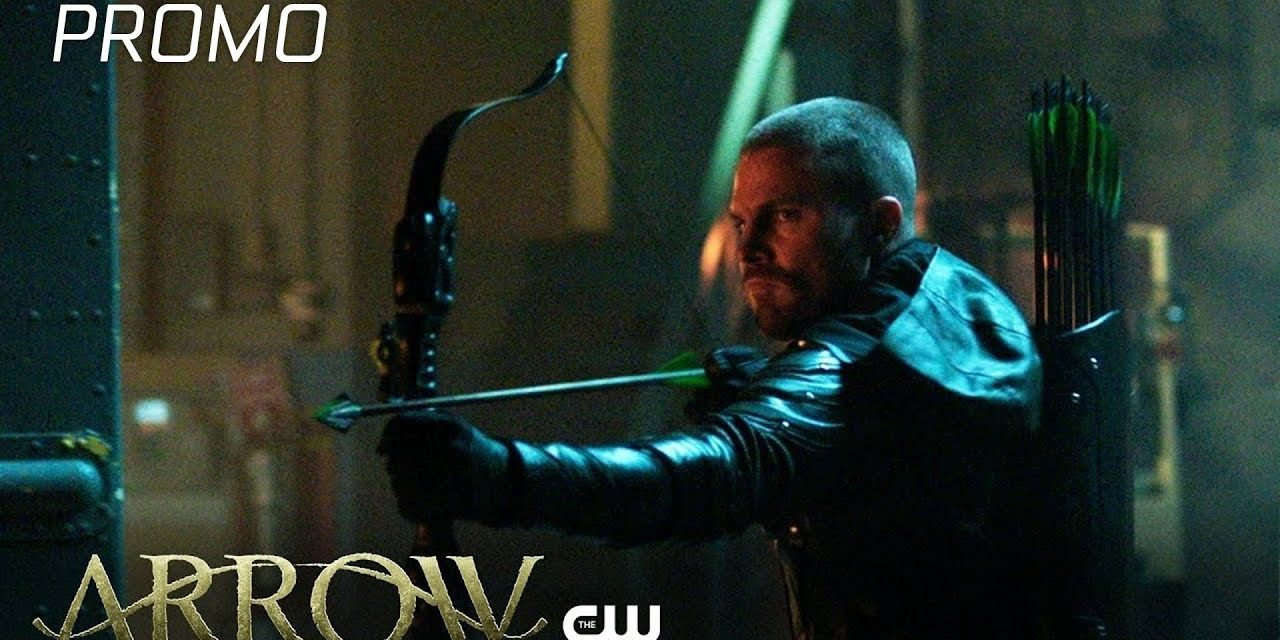 Arrow | Confessions Promo | The CW