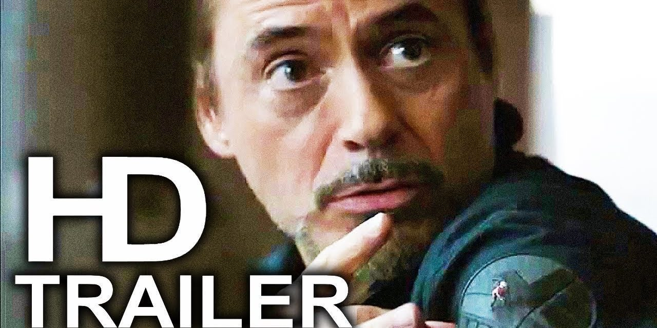 AVENGERS 4 ENDGAME Iron Man & Ant-Man Team Up Trailer NEW (2019) Marvel Superhero Movie HD
