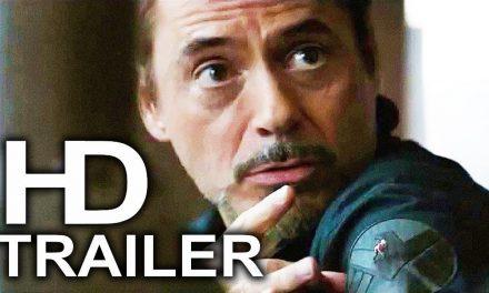 AVENGERS 4 ENDGAME Iron Man & Ant-Man Team Up Trailer NEW (2019) Marvel Superhero Movie HD