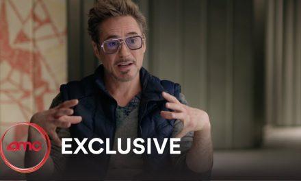 IRON MAN – Marvel Character Video (Robert Downey Jr.) | AMC Theatres (2019)