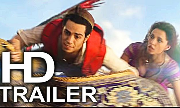 ALADDIN NEW Trailer (2019) Will Smith Disney Live Action Movie HD