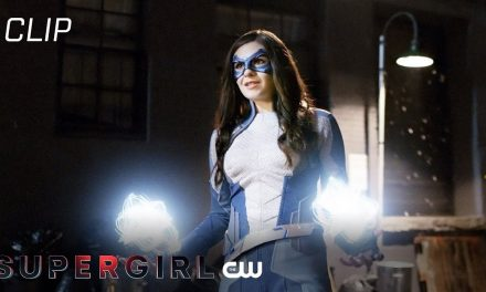Supergirl   American Dreamer Scene   The CW