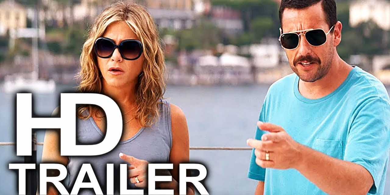 MURDER MYSTERY Trailer #1 NEW (2019) Jennifer Aniston, Adam
