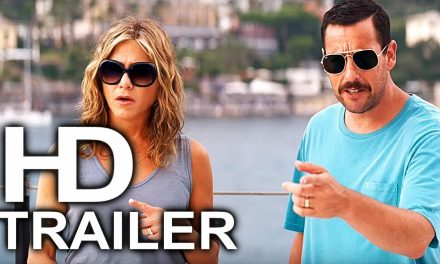 MURDER MYSTERY Trailer #1 NEW (2019) Jennifer Aniston, Adam Sandler Netflix Comedy Movie HD