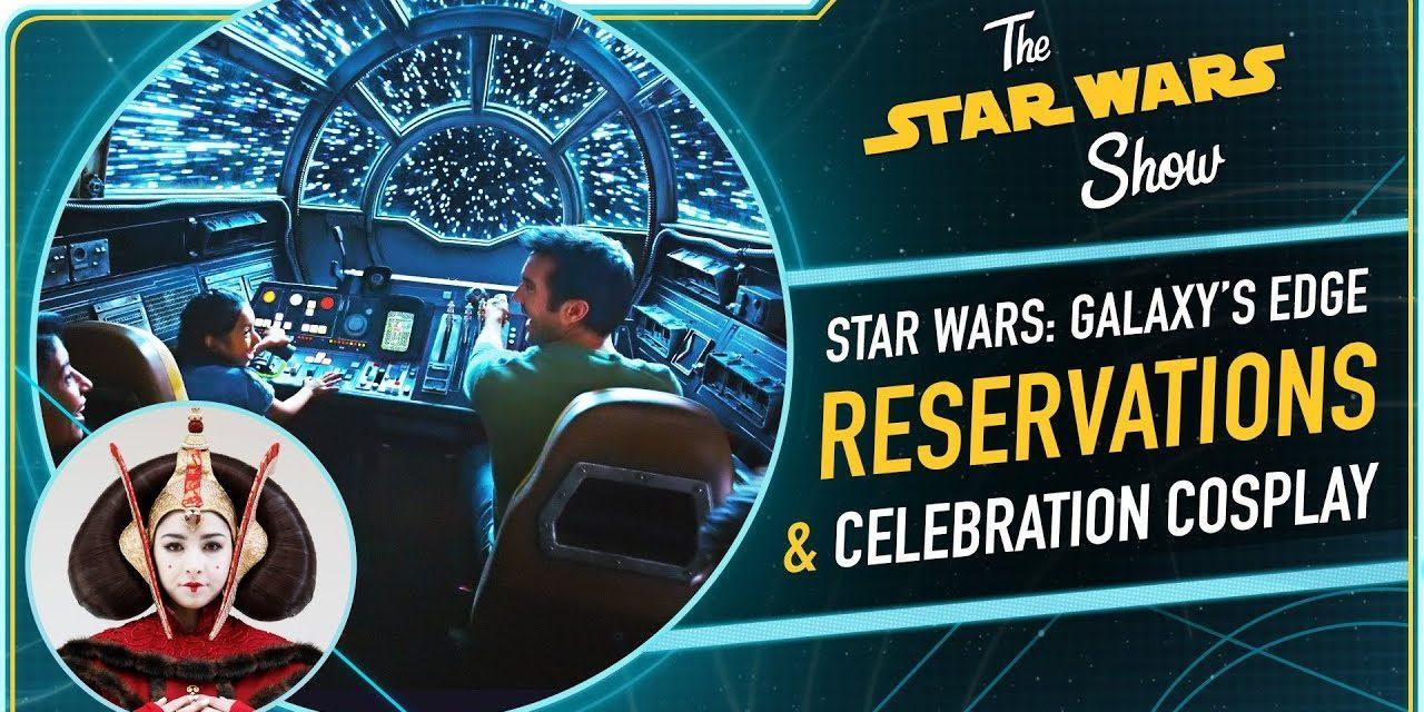 Star Wars: Galaxy's Edge Reservation Details, Plus Daniel José Older Talks Ewoks