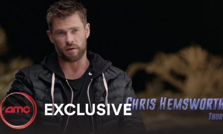 THOR – Marvel Character Video (Chris Hemsworth) | AMC Theatres (2019)