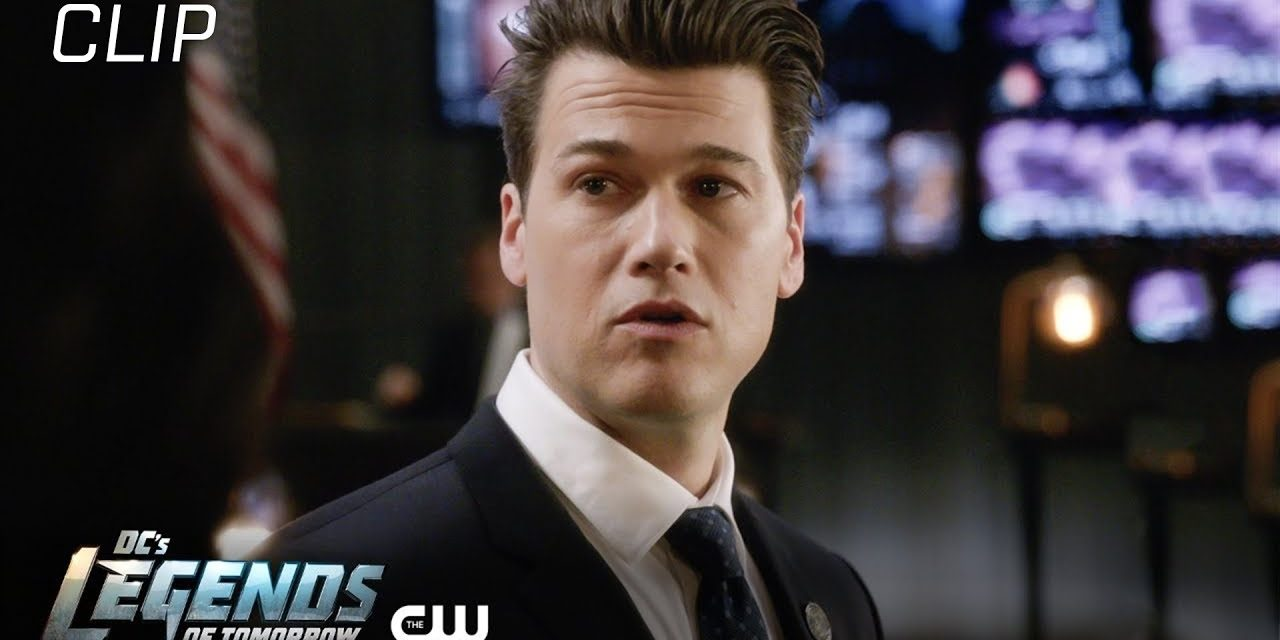 DC's Legends of Tomorrow | Egg MacGuffin Scene | The CW