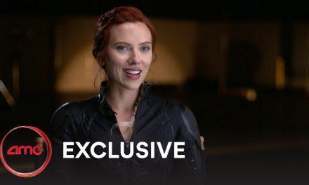 BLACK WIDOW – Marvel Character Video (Scarlett Johansson) | AMC Theatres (2019)