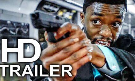 21 BRIDGES Trailer #1 NEW (2019) Chadwick Boseman Action Movie HD