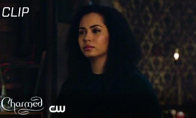 Charmed | Source Material Scene | The CW