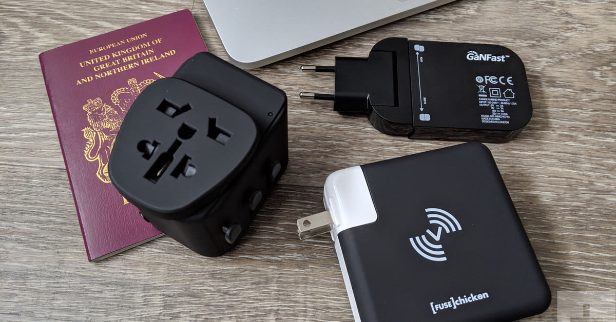 The best travel power adapters for international jet-setters
