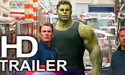 AVENGERS 4 ENDGAME Professor Hulk & Iron Man Rescue Trailer NEW (2019) Marvel Superhero Movie HD
