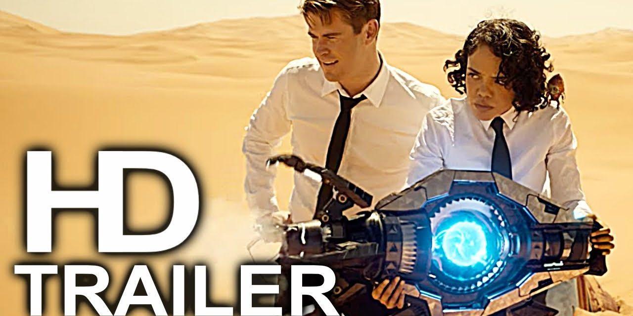 MEN IN BLACK 4 Trailer #2 NEW (2019) Chris Hemsworth, Tessa Thompson Comedy Movie HD