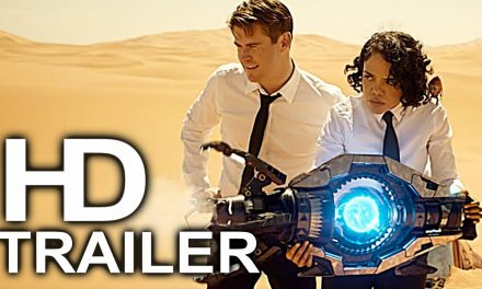 MEN IN BLACK 4 Trailer #2 NEW (2019) Chris Hemsworth, Tessa Thompson Comedy Movie HD