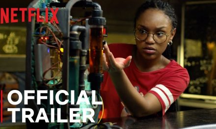 See You Yesterday   Official Trailer [HD]   Netflix