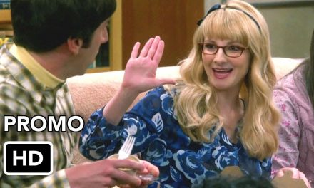 "The Big Bang Theory 12×21 Promo ""The Plagiarism Schism"" (HD)"