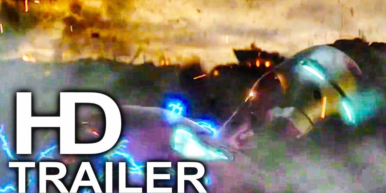 AVENGERS 4 ENDGAME Thanos Says He Will Burn Earth Trailer NEW (2019) Marvel Superhero Movie HD