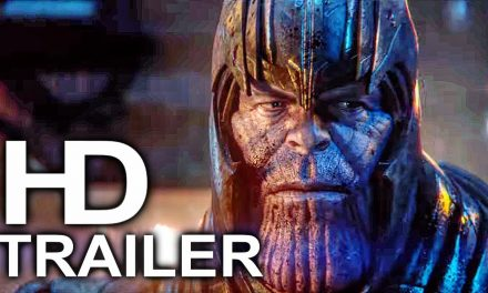 AVENGERS 4 ENDGAME Thanos Is Angry Trailer NEW (2019) Marvel Superhero Movie HD