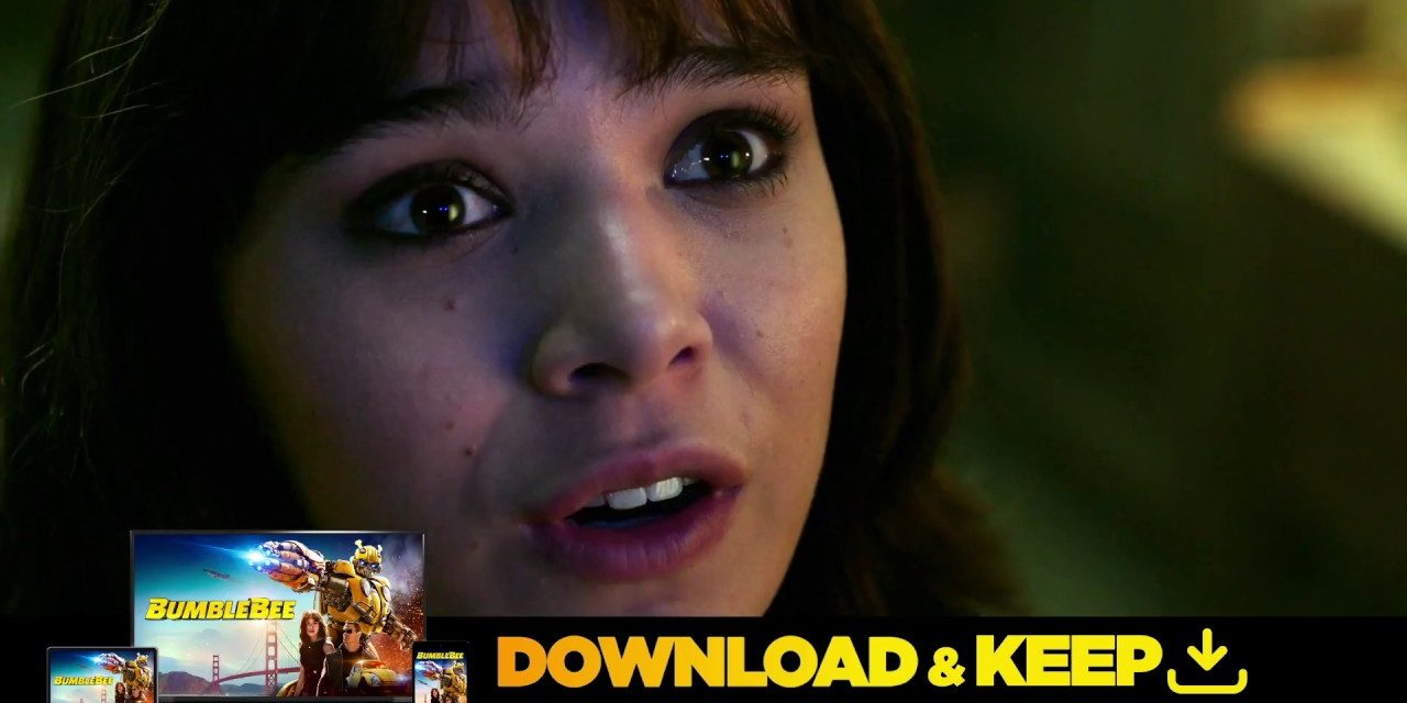 Bumblebee | Download & Keep now | Paramount Pictures UK