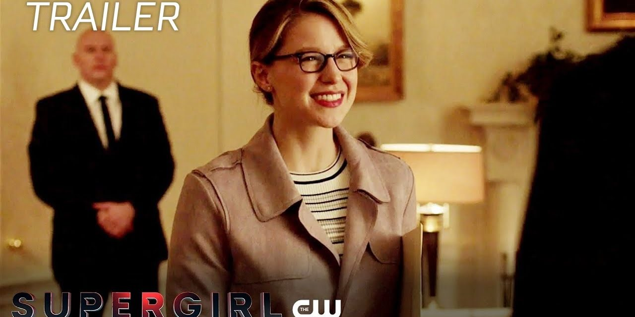 Supergirl | Will The Real Miss Tessmacher Please Stand Up? Trailer | The CW