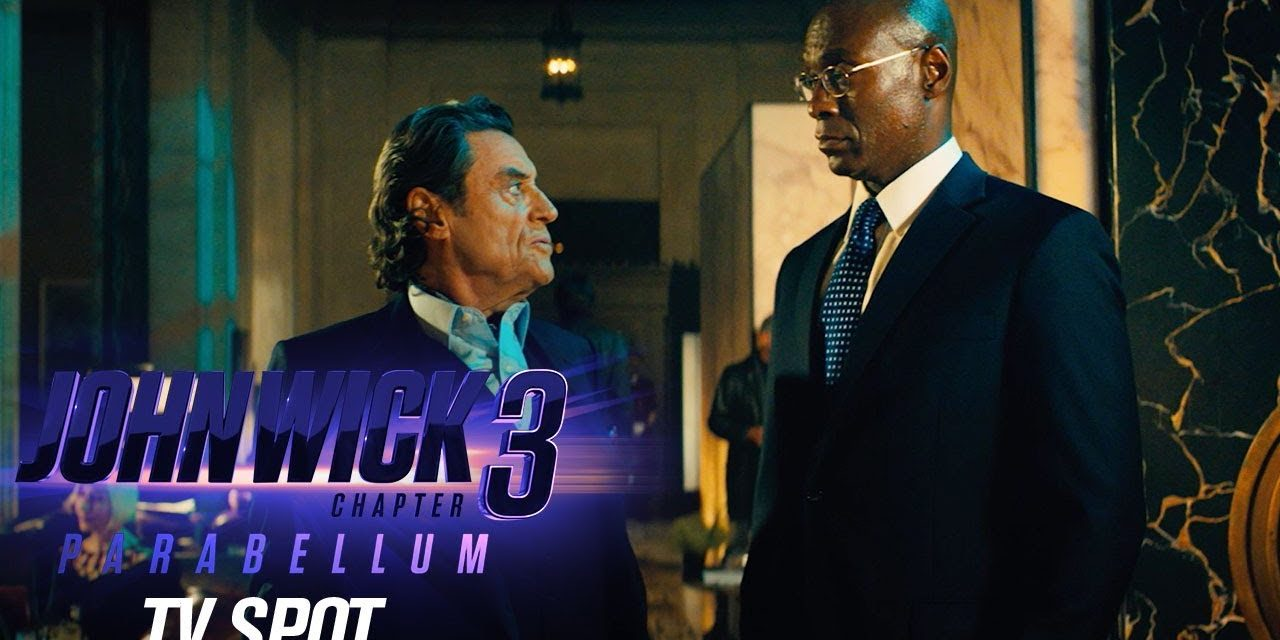 "John Wick: Chapter 3 – Parabellum (2019 Movie) Official TV Spot ""Guns"" – Keanu Reeves, Halle Berry"