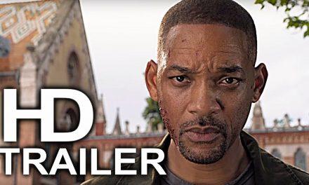 GEMINI MAN Trailer #1 NEW (2019) Will Smith Sci-FI Movie HD
