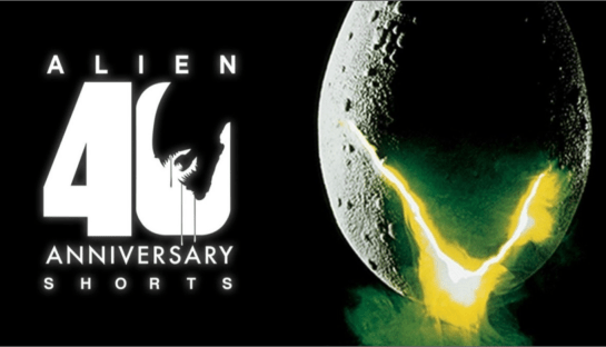 Alien 40th Anniversary Short Films