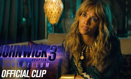 """John Wick: Chapter 3 – Parabellum (2019) Official Clip """"Management"""" – Keanu Reeves, Halle Berry"""