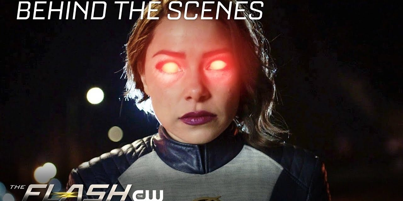 The Flash   Inside: Gone Rogue   The CW
