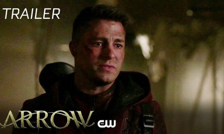 Arrow | Living Proof Trailer | The CW