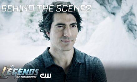 DC's Legends of Tomorrow   Inside: Nip/Stuck   The CW