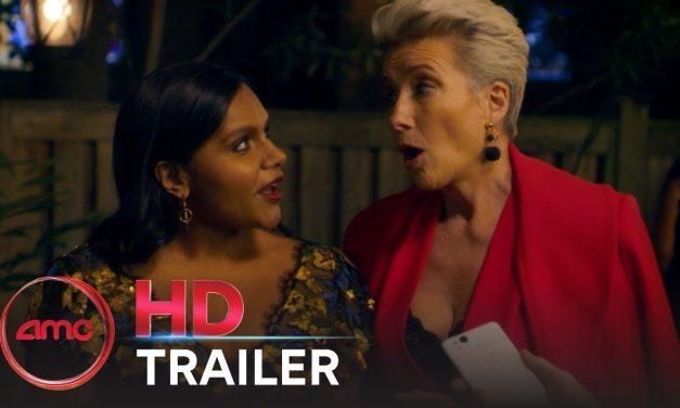 LATE NIGHT – Official Trailer #2 (Halston Sage, Emma Thompson) | AMC Theatres (2019)